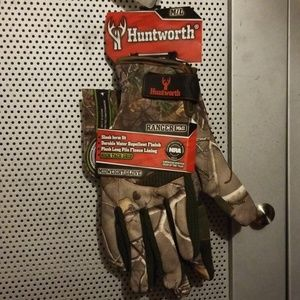 Huntworth Midweight Hunting Gloves Ranger Size M/L